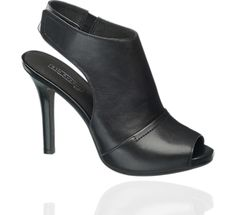 5th Avenue szpilki peep-toe Heeled Mules, 5th Avenue, Peeps, Jewelery, Fashion Beauty, Peep Toe, High Heels, Boots, Sandals