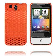 Atomic (Oransje) HTC Legend G6 Deksel Orange, Phone, Cover, Pink, Telephone, Blankets, Mobile Phones