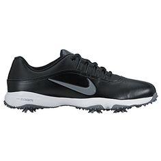ff7f1da1423b Nike Mens Air Zoom Rival 5 Golf Shoes BlackCool GreyWhite 9 2E US Wide