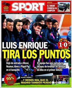 Portada Sport 5/1/2015