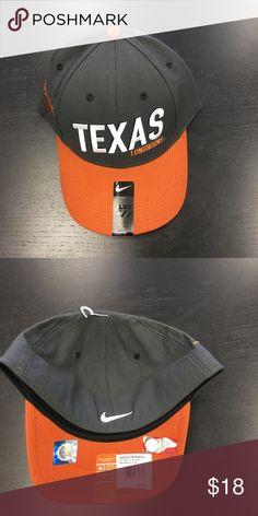 c958c22d064 Texas Longhorns Nike Dri-Fit Legacy91 Flex-Fit Hat Texas Longhorns Nike Dri-