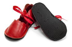 Hand made leather childrens shoes by PiciPapucs on Etsy, $32.00