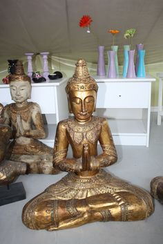 Buddha figur fra Asian Living
