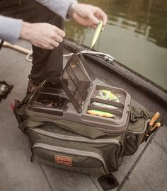 A is for Alpha - Plano Tackle Bags secure their position at the top of the list of must buy tackle storage.