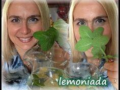 Zdrowa lemoniada dla dzieci i dorosłych / kierunek zdrowie - YouTube