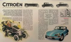 Advertorial voor Citroën Amsterdam