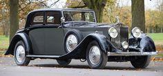 1935 Rolls-Royce Phantom II Continental Saloon  Chassis no. 36UK Engine no. SW35
