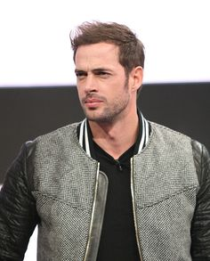 William Levy visits 106 & Park at BET studio on October 8, 2014 in New York City