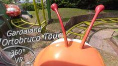 Gardaland 2019 Ortobruco Tour 360° VR Onride Vr, Tours