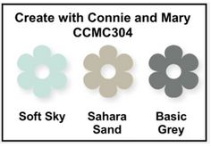 Create with Connie and Mary #304