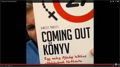 Coming Out Könyv #kimittube