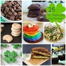 25 St. Patricks Day Recipes by