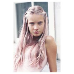 If #FriYAY was a hair colour �� • • #TheVeil_mag #inspiration #bridalfashion #gettingmarried #luxury #happy #pink #hair #hairstyle #pinterest #goodmorning #friday http://gelinshop.com/ipost/1518076444587146249/?code=BURSnu1gTwJ
