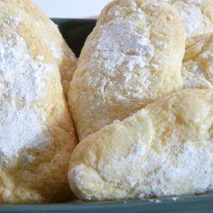 Recette Bicuits Cuillère par DAMARCO - recette de la catégorie Pâtisseries sucrées