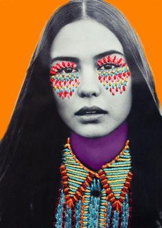 L'artiste #du #vendredi #: #Victoria #Villasana #| #L' #Atelier #d #Emma