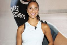 Ballerina Misty Copeland talks being a role model