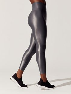 Best Workout Leggings that every woman will die for! We have a leggings for every shape and size. You can use them as yoga pants or gym pants. Gothic Leggings, Shiny Leggings, Sports Leggings, Tight Leggings, Leggings Fashion, Workout Leggings, Workout Pants, Women's Leggings, Leggings Store