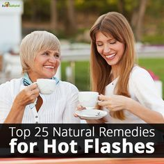 """Hot flashes, hot flushes, night sweats, power surge… personal summer –the number of terms to describe this oh-so-vexing symptom of """"the time"""" in a woman's life is as varied as the women that are affected. A hot flash is a rapid feeling of heat that is often accompanied with sweating and flushed, red face. They …"""