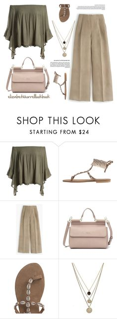 """""""STYLED BY LIZ"""" by elizabethhorrell ❤ liked on Polyvore featuring Sans Souci, Hot Lava, J.Crew and LowLuv"""