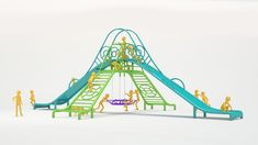 "Echa un vistazo a mi proyecto @Behance: ""LabCD Park Toys"" https://www.behance.net/gallery/60113415/LabCD-Park-Toys"