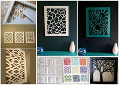 DIY wall art canva