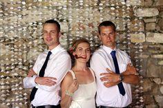 Radka & Lukáš 4.7.2016   Wedding Photo, Backdrop Backdrops, Wedding Photos, Coat, Fashion, Marriage Pictures, Moda, Sewing Coat, Fashion Styles, Coats