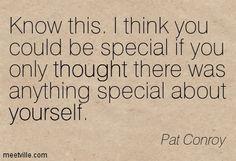Pat Conroy Quotes - Meetville