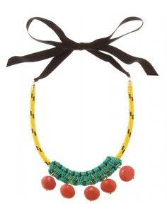 Marni Edition rope necklace