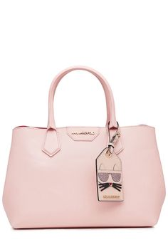 Karllagerfeld Bags Leather Hand Tote