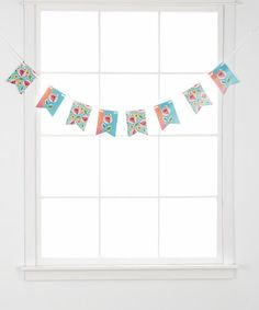 This Blooms Kathy Davis Banner - Set of Two is perfect! #zulilyfinds