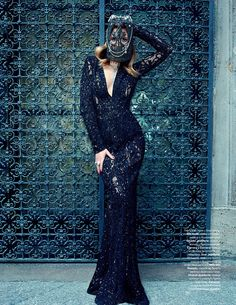 Bianca Balti by Pierpaolo Ferrari for Tatler Russia