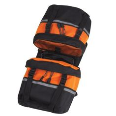 Zack & Zoey Pet Day Tripper with Storage Pouches, Large, Orange - http://www.thepuppy.org/zack-zoey-pet-day-tripper-with-storage-pouches-large-orange/