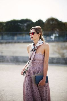 Repin Via: Alecia #summerstyle #effortlesslychic #eventdressing