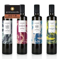 The world's leading packaging design competition. This globally accredited award is the definitive symbol of creative excellence in packaging. The edition of Pentawards will begin on 10 February Olive Oil Packaging, Tea Packaging, Packaging Design, Branding Design, Packaging Ideas, Communication, Bronze Award, Design Competitions, Olive Tree