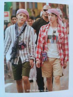 Jin and Taehyung V Taehyung, Bts Bangtan Boy, Bts Jimin, Foto Bts, K Pop, Bts Summer Package 2016, Summer 2016, Namjin, Bts France