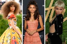 Zendaya Has Literally Looked Like A Magical Angel All Year