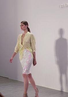 RIANI Spring/Summer 2015 - Mercedes Benz Fashion Week in Berlin - http://olschis-world.de  #RIANI #SS15 #MBFWB