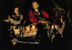 100. A Philosopher Giving a Lecture at the Orrery. Joseph Wright of Derby. c. 1763–1765 C.E. Oil on canvas.
