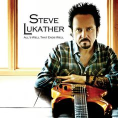 Steve Lukather - great guitarist, great voice; member of Toto - great band