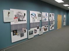 Danfoss Company Timeline - by Adler Display