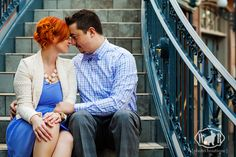 Disneyland Engagement Photos in New Orleans Square - White Rabbit Photo Boutique