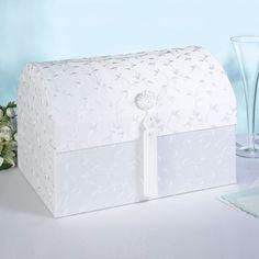 $49.95 Wedding Card Box | Elegant Wedding Gift Card Box
