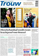 Trouw Dagblad aanbieding