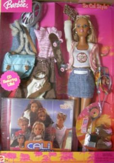 cali girl barbie - Google Search