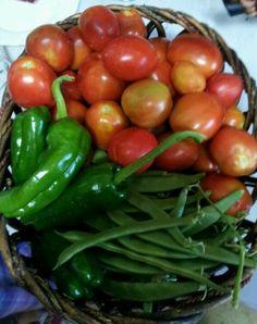 La auténtica verdura de huerto!!