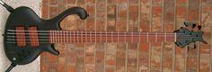 Ritter Black 5 string