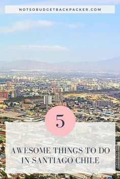 Calling all travellers on a tight time frame! From museums to hikes, here's all the things to do in Santiago Chile when you only have 48 hours. // Fun things to do in Santiago Chile / Attractions in Santiago Chile / 48 hours in Santiago Chile / Top Things to do in Santiago Chile / What to do in Santiago Chile / Things to see in Santiago Chile / Santiago Chile points of interest / Things to do in Santiago de Chile /santiago chile travel /santiago chile photography / santiago chile things to…
