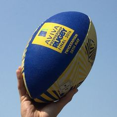 Don't worry if you can't be at the Final - you can win this @premrugby Final Supporter Ball in 3 easy steps:  1. Follow @GilbertRugby  2. Post a photo of you watching the Prem Final – either at Twickenham, your rugby club, the pub or from your own living room…  3. Include the hashtag #GilbertPremFinal and tag @GilbertRugby in the caption  Easy!  #Rugby #GilbertRugby #Gilbert #AvivaPremFinal #competition #PremRugby #win #Final