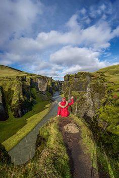 Fjaðrárgljúfur - Iceland