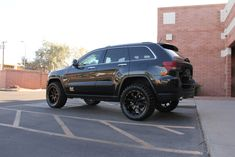 2013 Jeep Grand Cherokee Wk2 2 5 Rocky Road Lift 275